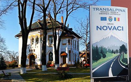 Orașul Novaci - potențial cultural 2020