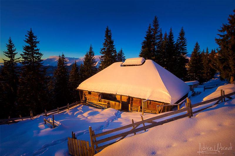 Galerie foto - peisaje de iarna